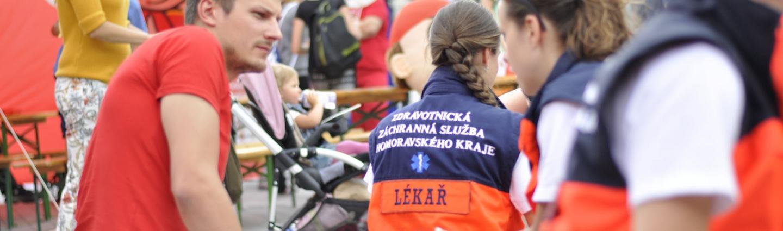 Kurz první pomoci u dopravních nehod